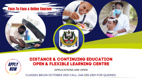 DCE/OFL Applications Open